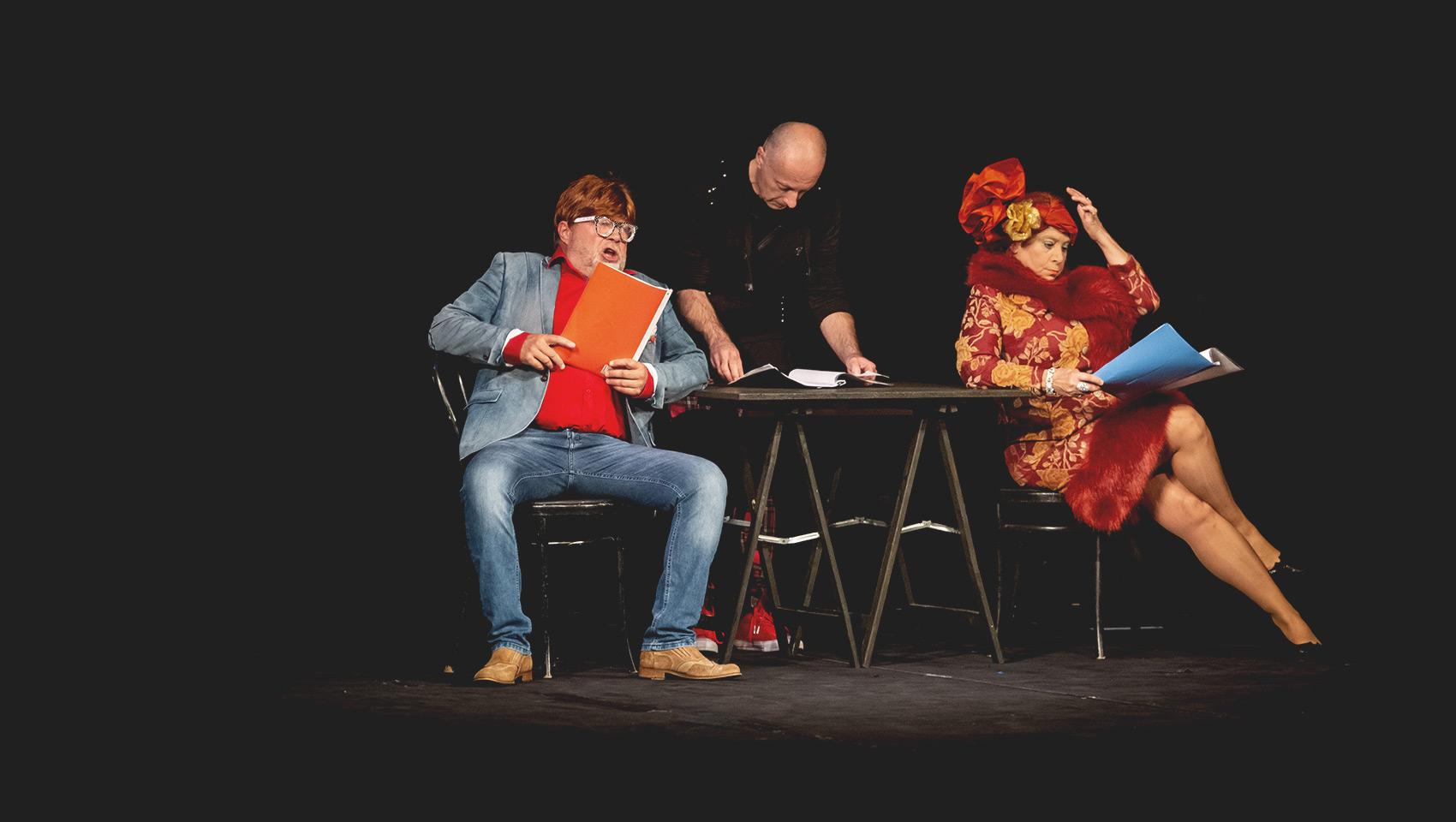 Geriatrix Show, Teatr Nasz Michałowice